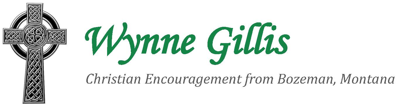 Wynne Gillis: Writer & Speaker